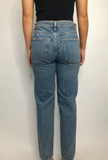Free People Fast Times High Rise Mom Jeans