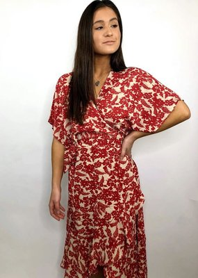 Look by M Sharon Wrap Dress