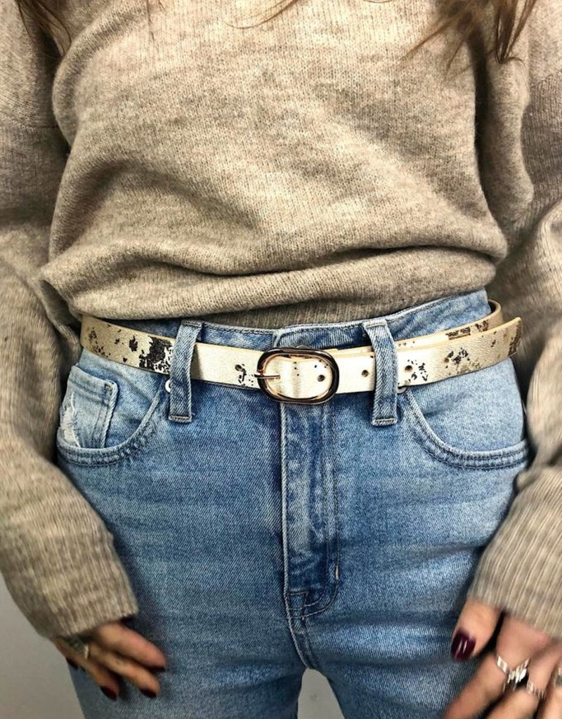 Most Wanted Belt It Out