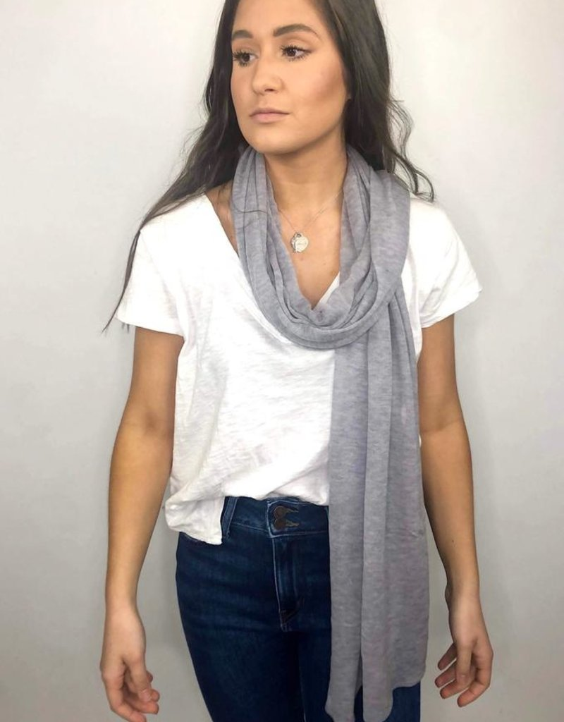 Look by M Everyday Pure Cashmere Wrap Scarf