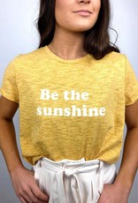 Sadie & Sage Be The Sunshine Graphic Tee