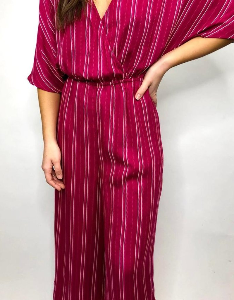Jack BBD It Takes All Stripes Jumpsuit