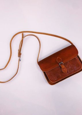Most Wanted Cowboy Caviar Little Leather Crossbody