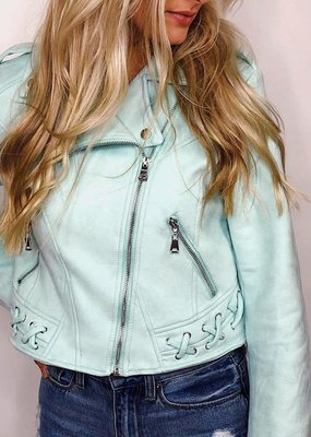 Molly Bracken Minty Fresh Jacket
