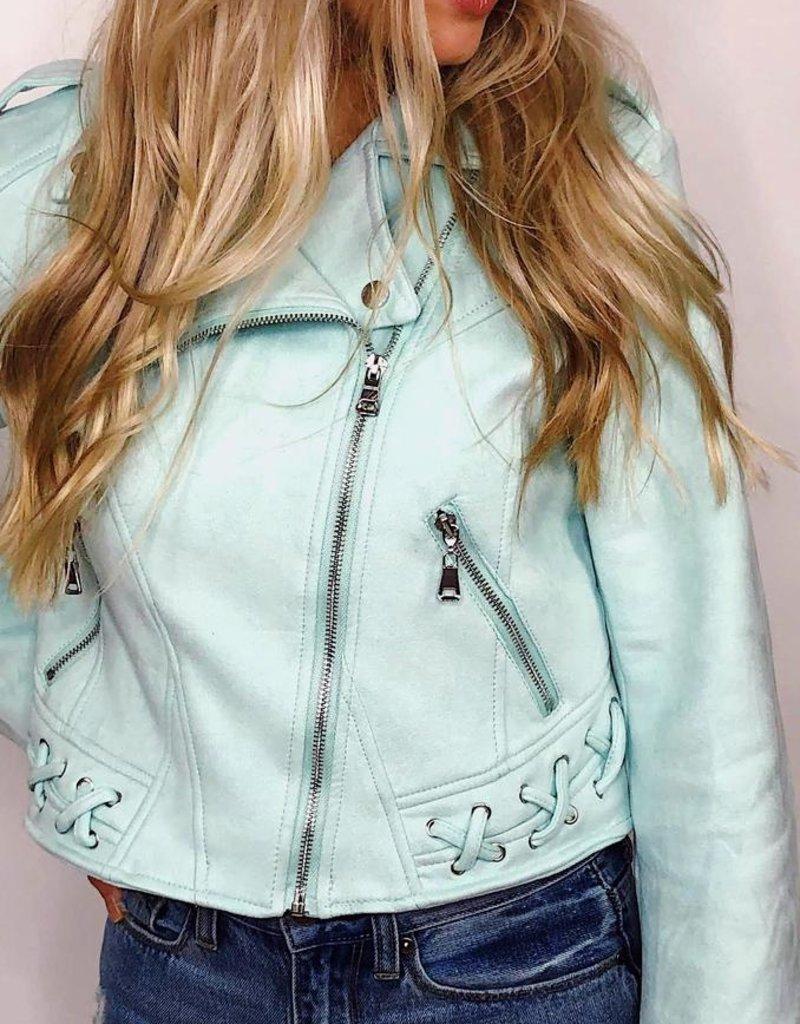 Molly Bracken Minty Fresh Jacket