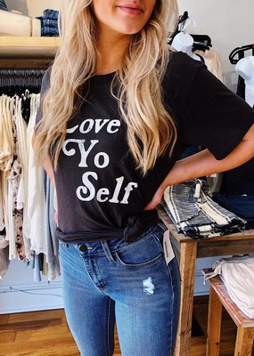 By Together Love Yo Self Tee