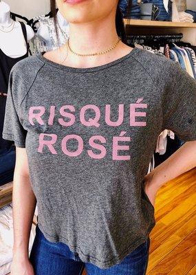 Mink Pink Risque Rose Tee
