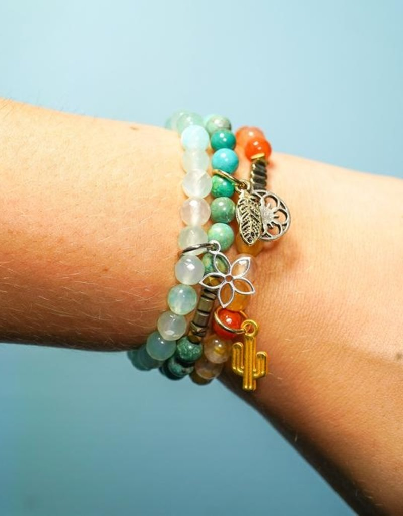 Chavez for Charity Chavez Bracelets - Set of 3