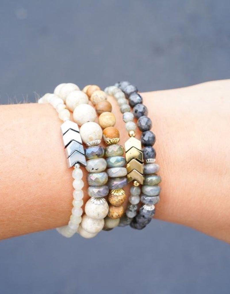 Chavez for Charity Chavez Bracelets - Set of 5