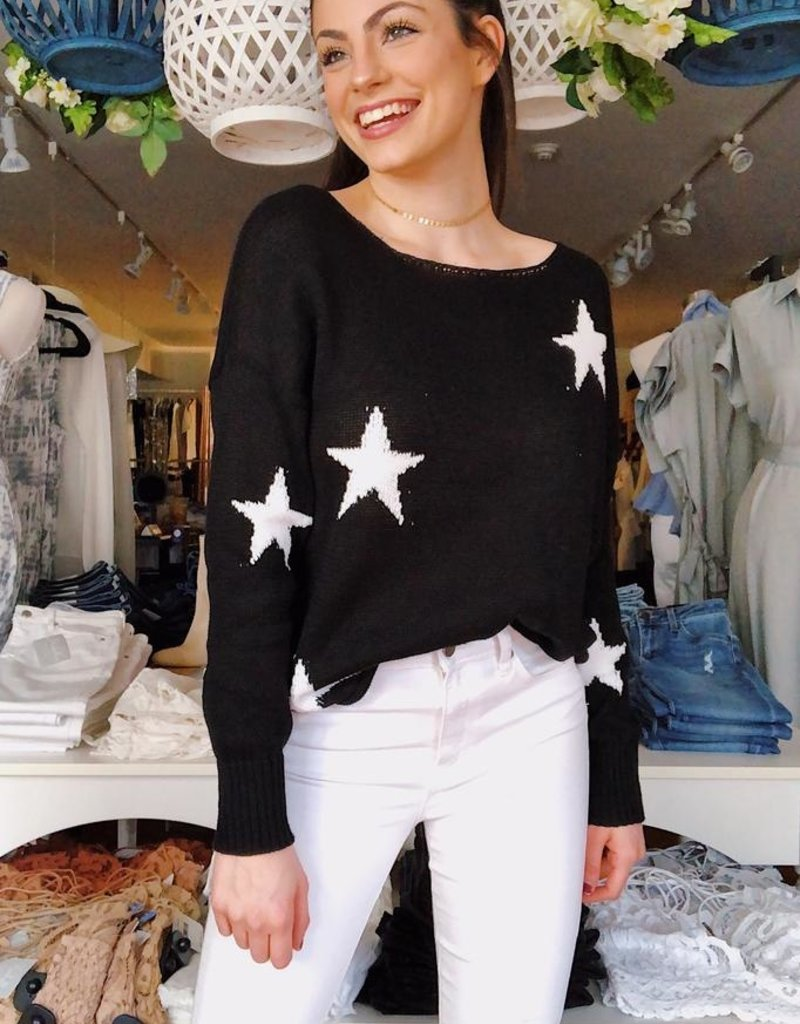 Cozy Casual A Star is Born Sweater