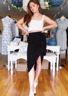 BB Dakota How Ruched Skirt