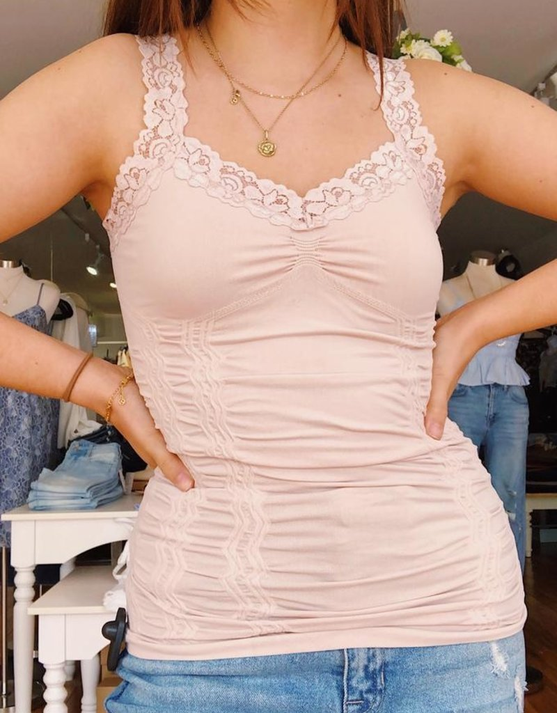 M Rena Seamless Cami Corset