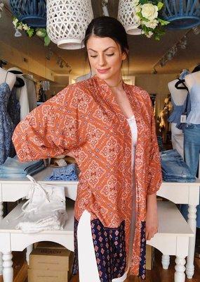 Hem & Thread Tigris Kimono