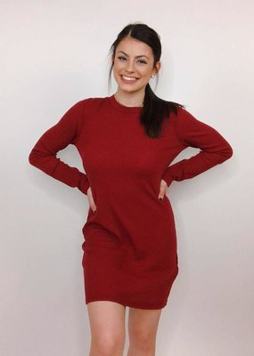 Z Supply The Long Sleeve Thermal Dress