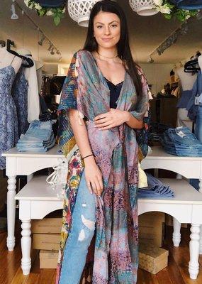 Aratta Fields of Happiness Kimono