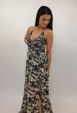 Aakaa Lucey Maxi Dress