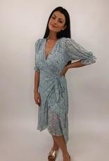 Aakaa You A Queen Midi Dress