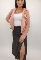 Aakaa All Business Midi Skirt