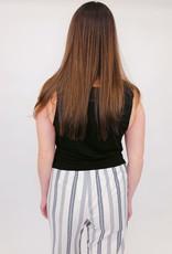 Tresics Fiona Front Tie Crop Top