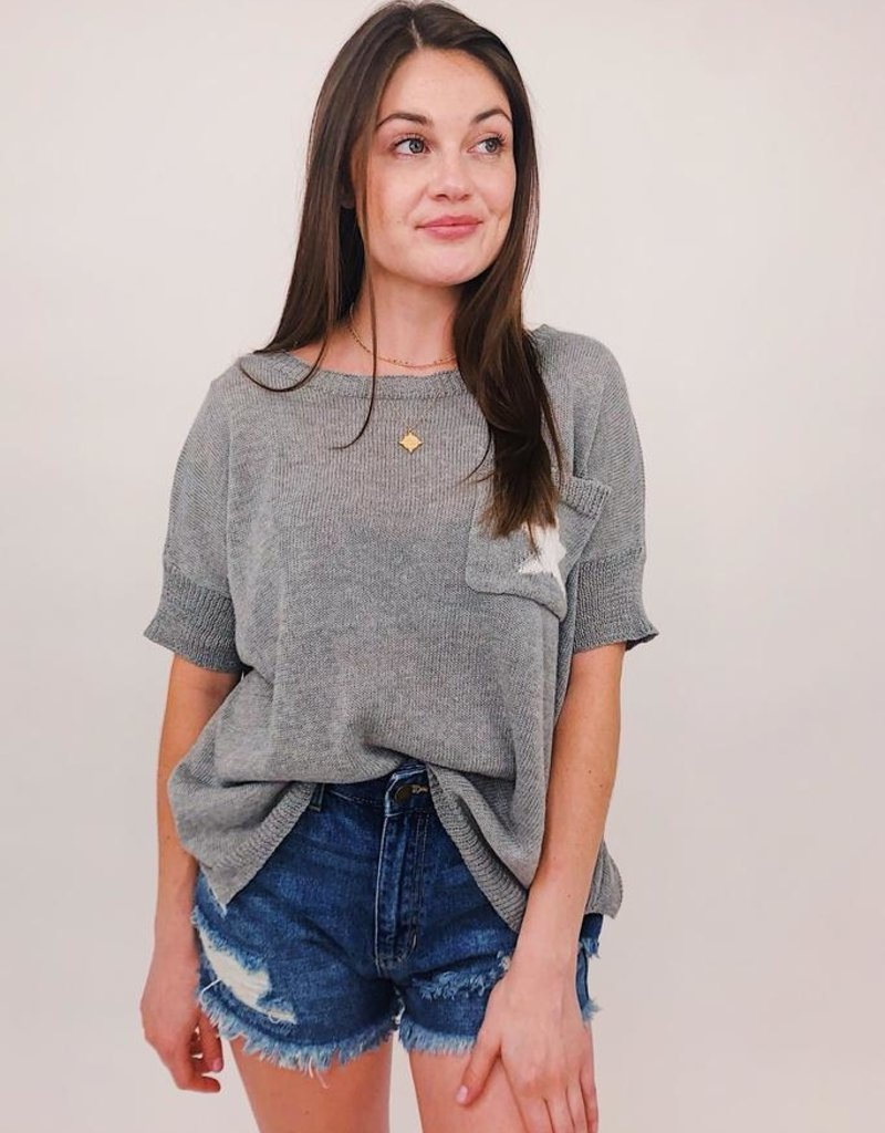 Cozy Casual Miss Americana Sweater