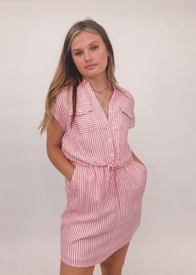 Jack BBD Shirt 'Em Say Shirt Dress