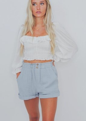 Cotton Candy Hold on Tight Shorts