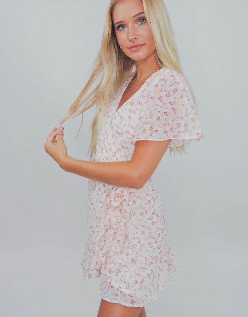 Cotton Candy Always Knew Dress