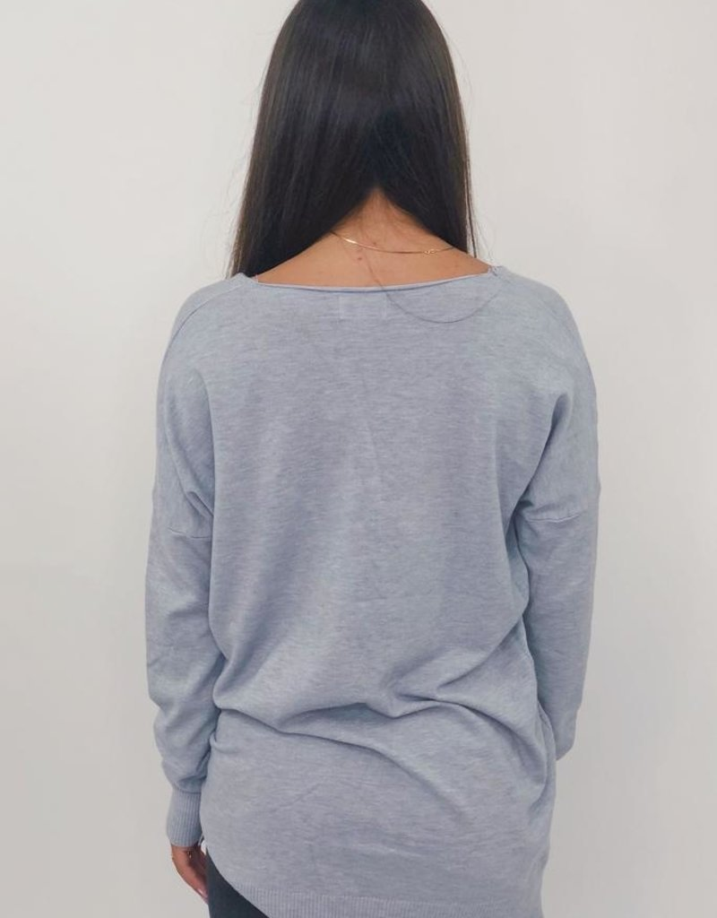 Dreamers by debut Growing Pains Sweater