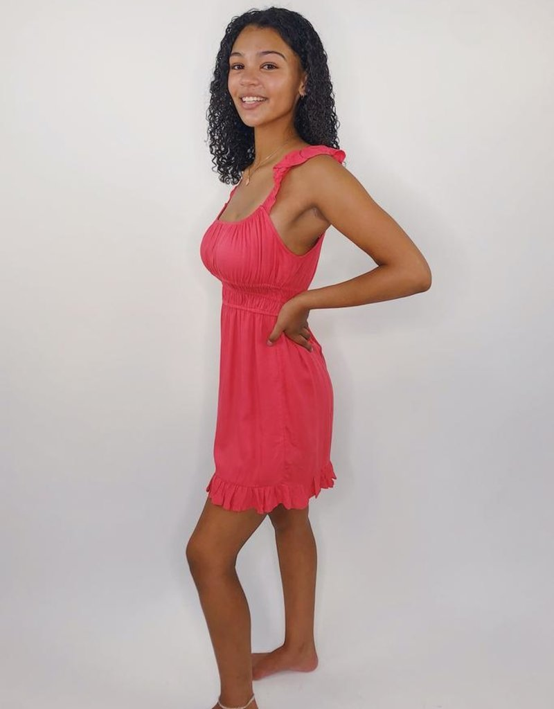 Cotton Candy Coraline Dress