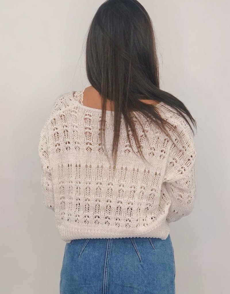 Dreamers by debut Hands Are Tied Sweater