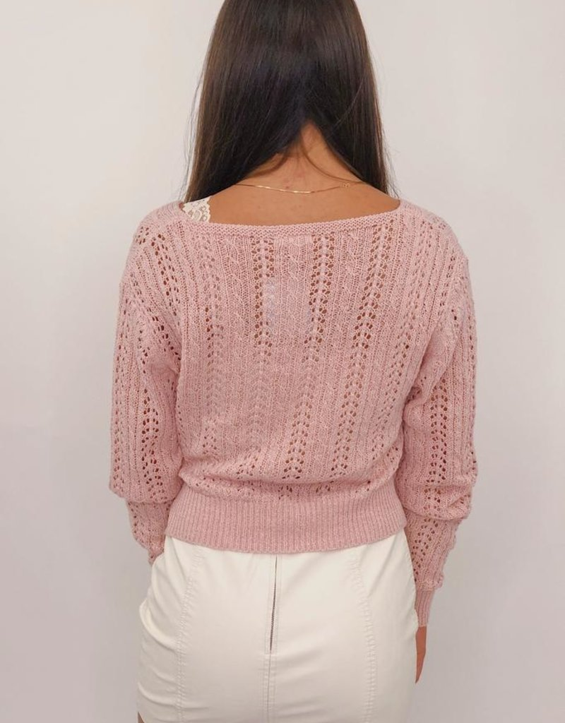 Dreamers by debut One Of A Kind Sweater