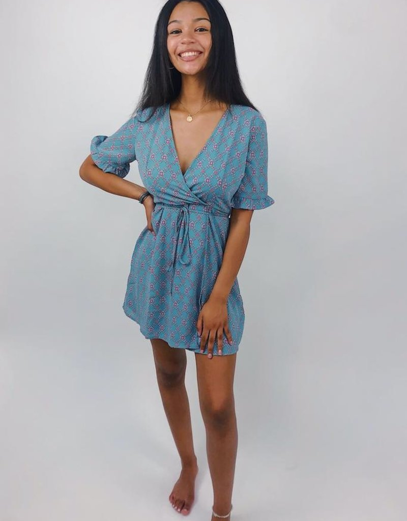 Rokoko Summer Evening Dress