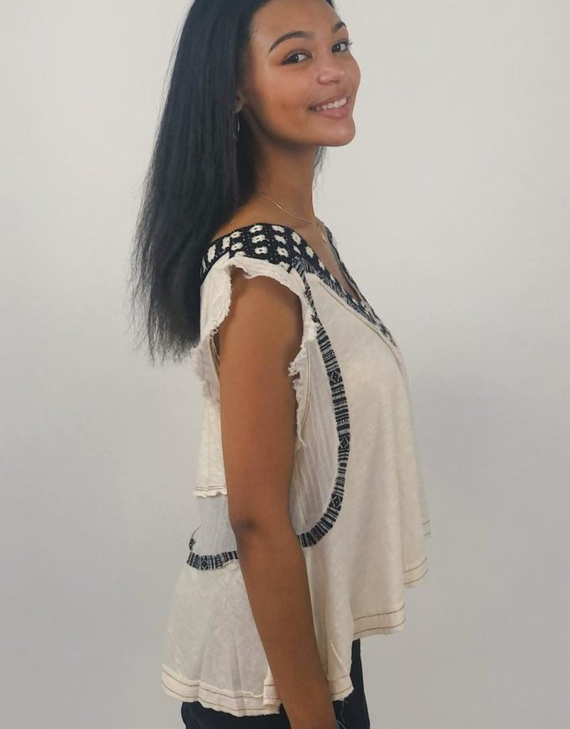 Free People Market Place Top
