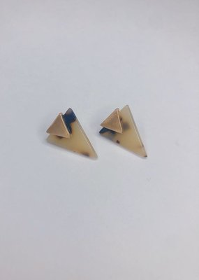 U.S. Jewelry House (New York Style) Isosceles Earrings