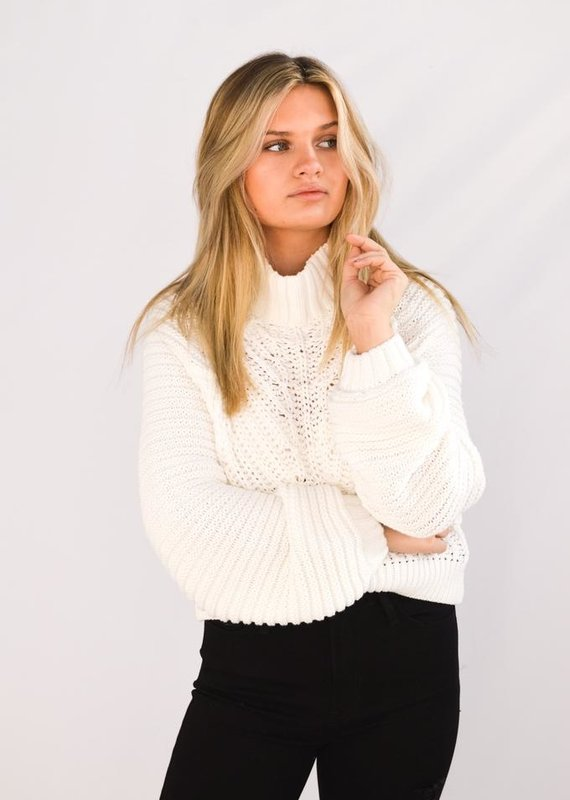 Free People Sweetheart Sweater