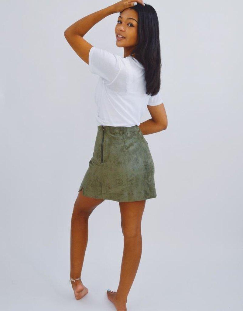 She + Sky Snuck Out Skirt