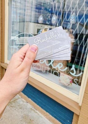 Gift Card - In Store