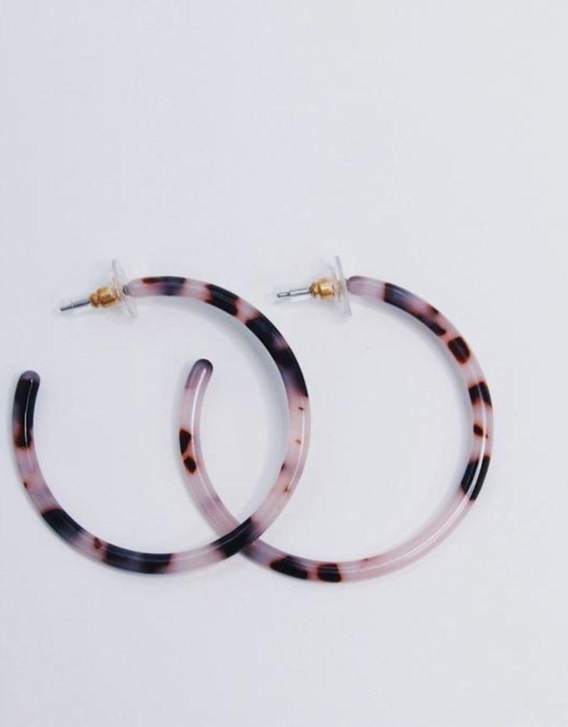 U.S. Jewelry House Dream of Genie Hoops