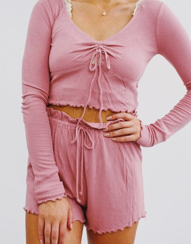 Cotton Candy Comfy Queen Top