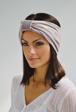 Co Co International Corp. Faux Suede Knotted Headband