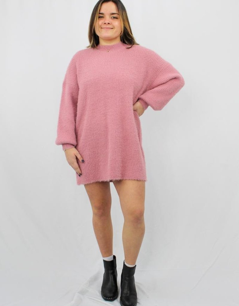 Cotton Candy Died a Hundred Times Sweater