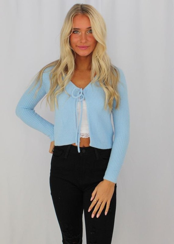 Cotton Candy Homebody Cardi