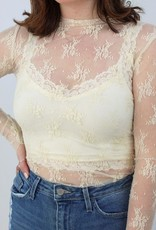 Free People Lady Lux Layering Top