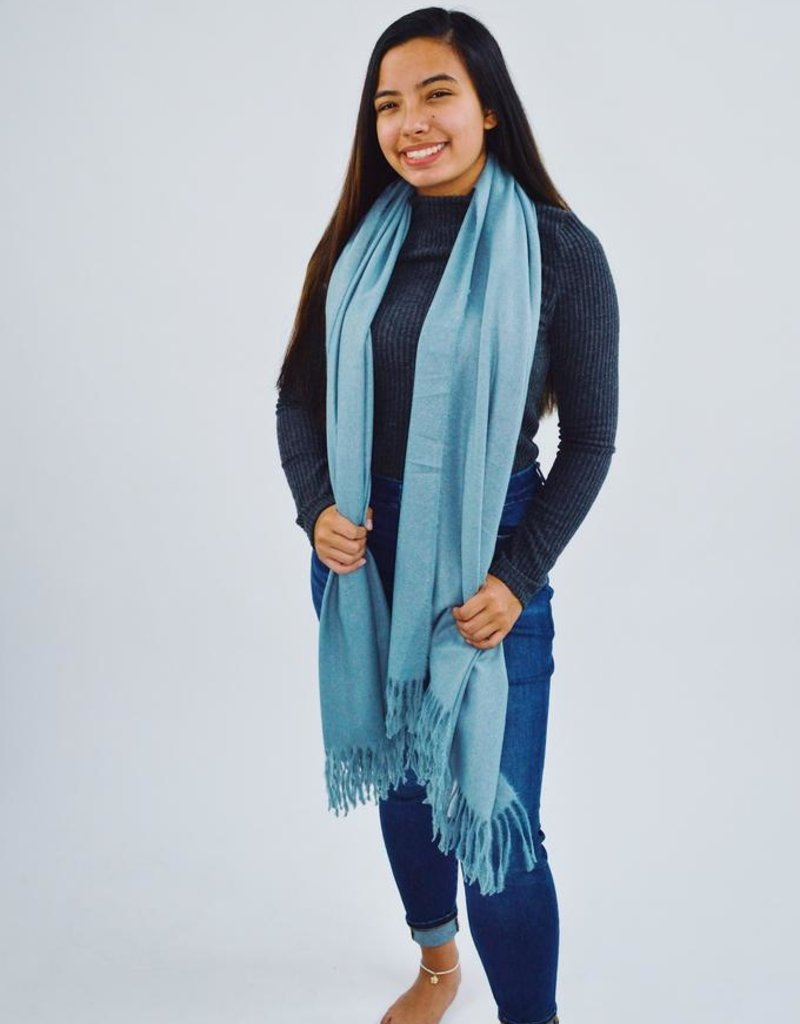Look by M Bring on the Soft Noise Grain Scarf