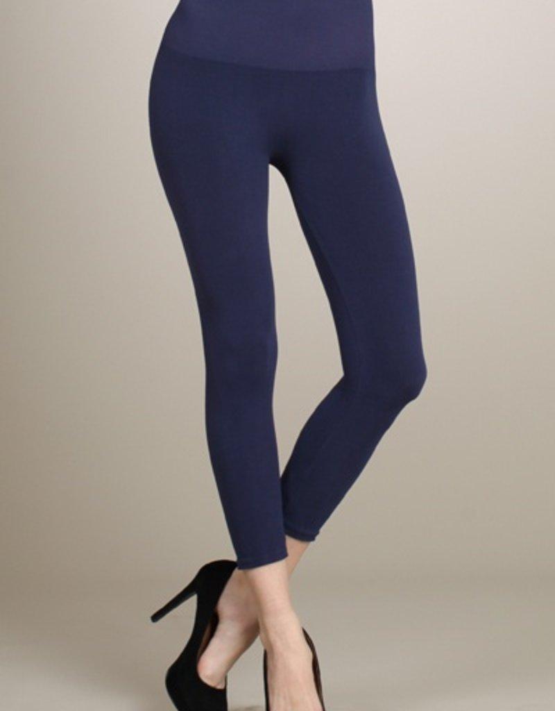 M Rena Tummy Tuck High Waist Cropped Legging