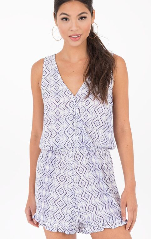 Others Follow Southside Romper