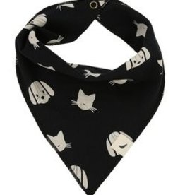 Turtledove London Percy & Maurice Dribble Bib