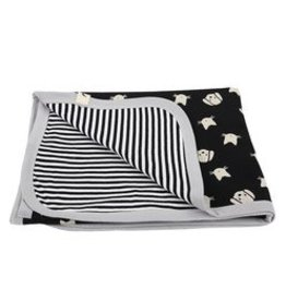 Turtledove London Percey & Maurice Reversible Blanket