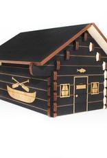 Tree Hopper Log Cabin Construction Kit