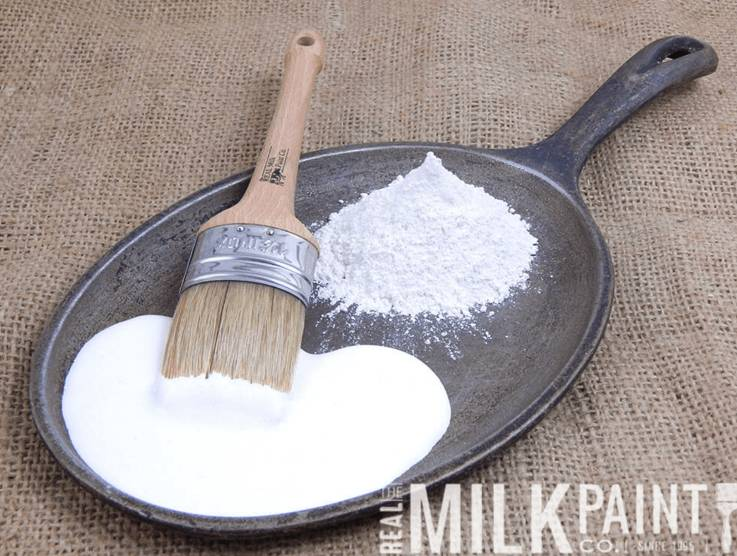 Real Milk Paint- Whites--